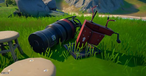 破損した望遠鏡を修理する