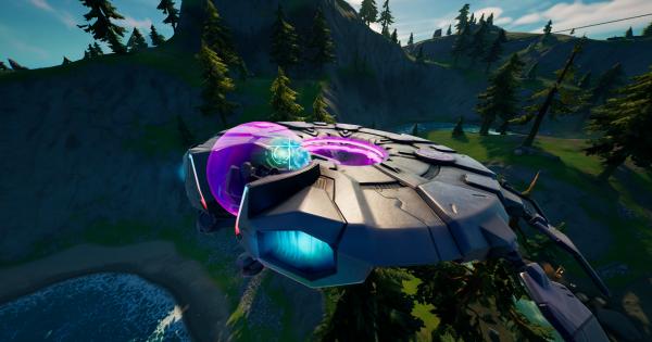 UFOに乗り込む   チャプター2シーズン7