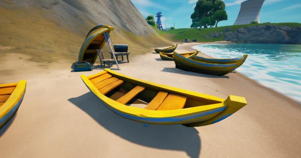 ボートを破壊する   チャプター2シーズン7