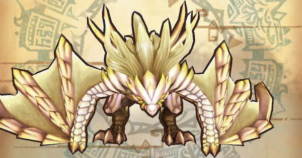 ガルヴァニックドラゴン(蕾焔竜)の攻略と行動パターン