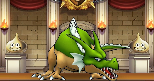 ドラゴン(仲間)のおすすめ性格と継承スキル