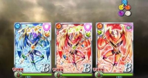 超魔道バーニングタワー 第1階『超』攻略&デッキ構成