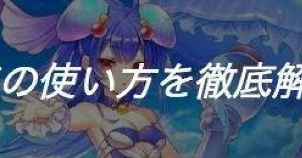 神気ノアの使い方と立ち回り解説!