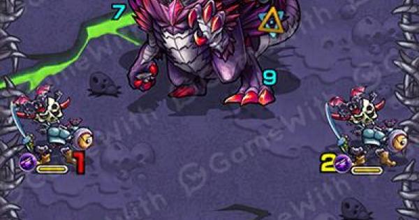 ダークドラゴン【極】攻略の適正キャラとおすすめパーティ