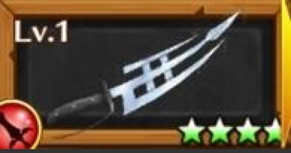 クロロのベンズナイフの評価