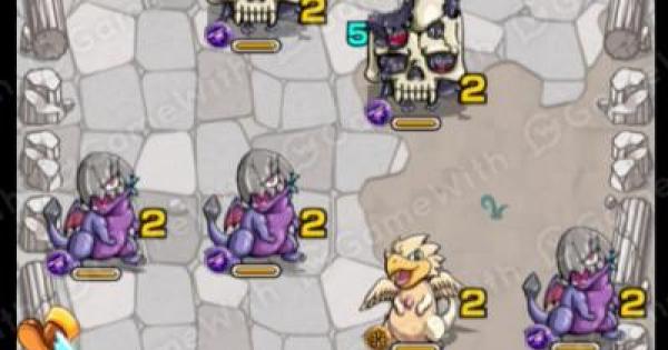 エタニティ【極】攻略「虹色の闘姫」のパーティ構成