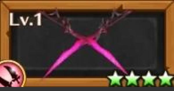 ダーティレジェンド/リアムモチーフ(双剣)の評価