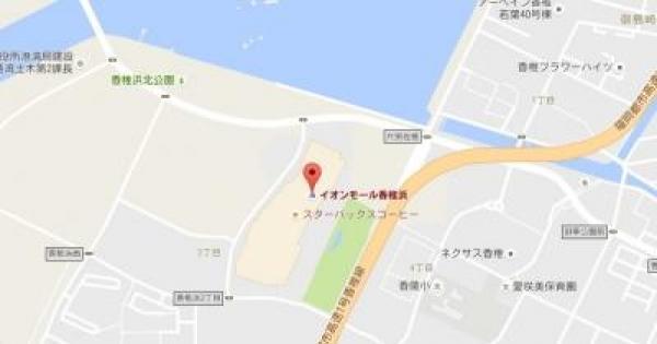 福岡の過去に巣になった公園まとめ