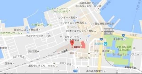 香川の過去に巣になった公園まとめ