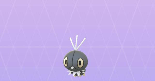 コフキムシの巣とレア度&おすすめわざ