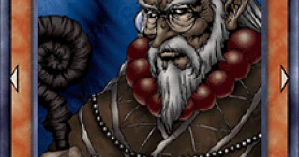 厳格な老魔術師の評価と入手方法