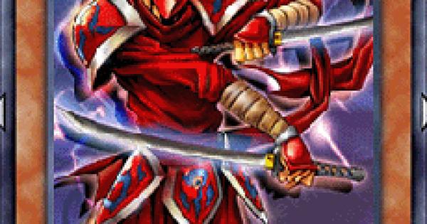 赤い忍者(レッドにんじゃ)の評価と入手方法