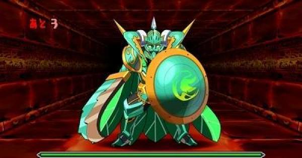 火の護神龍(超地獄級)ノーコン攻略と安定周回 トーエン