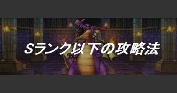「竜王チャレンジ」Sランクパーティでクリアする方法!
