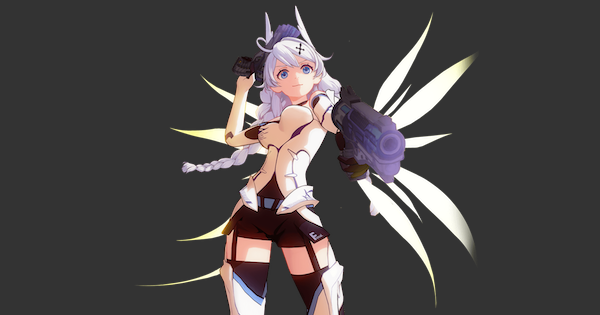 キアナ(白騎士・月光)の評価   おすすめ武器・聖痕