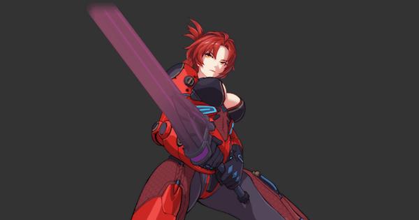 姫子(核融装・深紅)の評価   おすすめ武器・聖痕