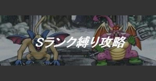 「レジェンドチャレンジDQ2」Sランク縛り攻略!