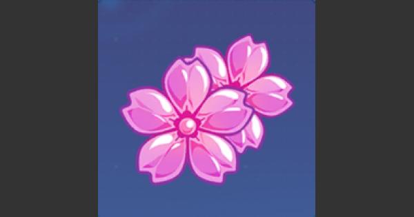ダブル緋桜の意志の入手方法と使い道