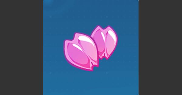ダブル緋桜の欠片の入手方法と使い道