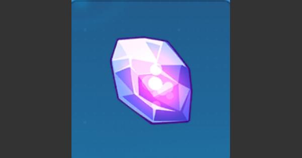 エーテルの結晶の入手方法と使い道