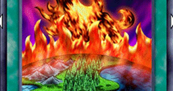 燃えさかる大地の評価と入手方法