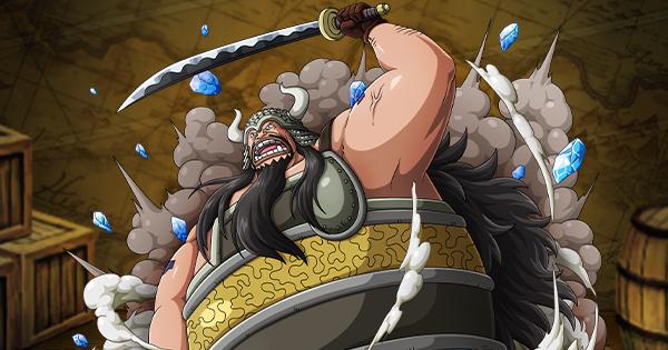 アトモス(白ひげ海賊団)の評価