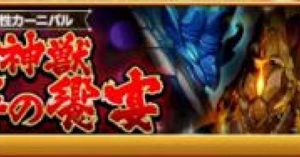 四神獣 怒涛の饗宴の攻略