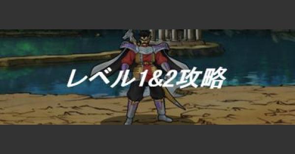「竜の騎士の試練」レベル1~2攻略!ウェイト130以下クリア