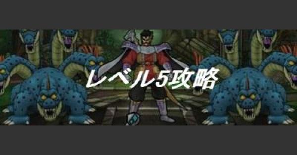「竜の騎士の試練 レベル5」ウェイト140&20ターン攻略!