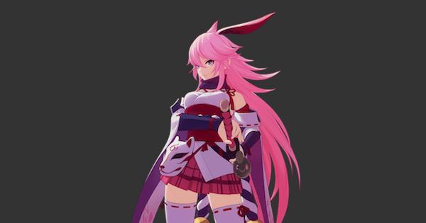 八重桜(逆神の巫女)の評価 | おすすめ武器・聖痕