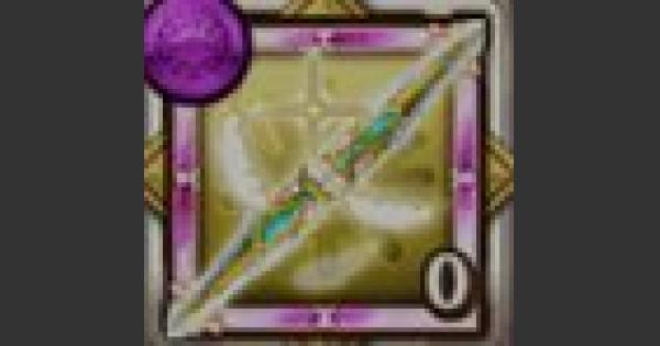聖将メイデの護光剣メダルの評価 ルシェメル大陸のメダル