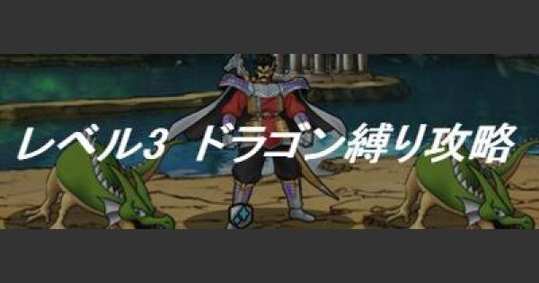 「竜の騎士の試練 レベル3」攻略!ドラゴン縛りのクリア方法!
