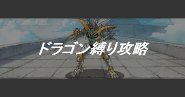 「大魔宮出現!!の巻」攻略!ドラゴン縛りのクリア方法!