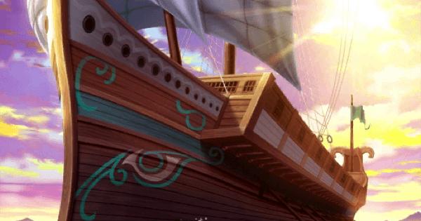 『そして船は征く』の性能
