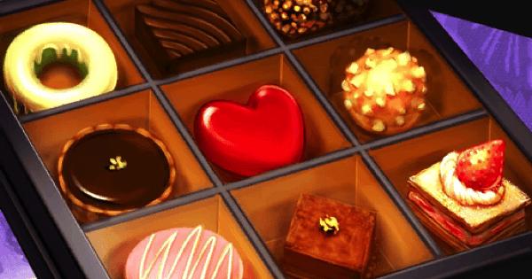 『重箱洋菓子九重巡り』の性能