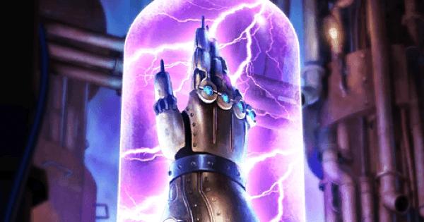 『雷電の手』の性能