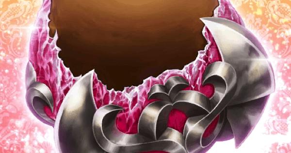 『でんせつのオーブチョコ』の性能