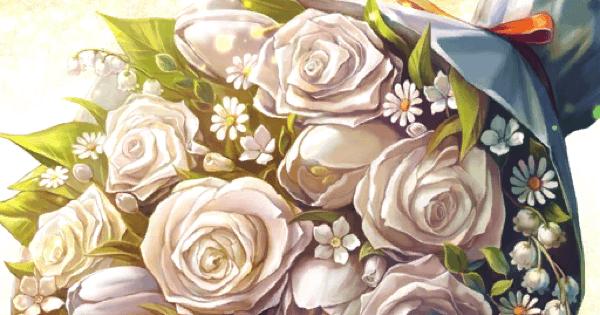 『感謝の白薔薇』の性能