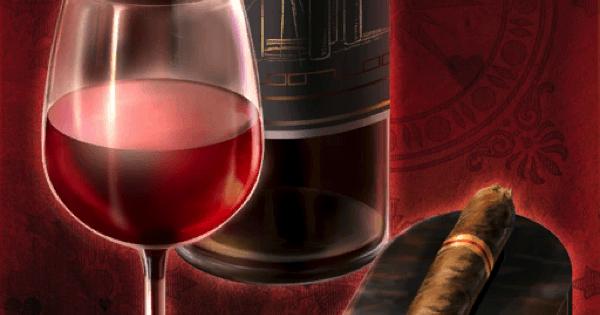 『葉巻とワイン』の性能
