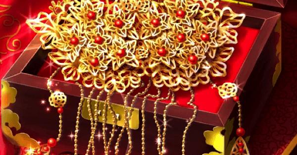 『祝いの飾り』の性能