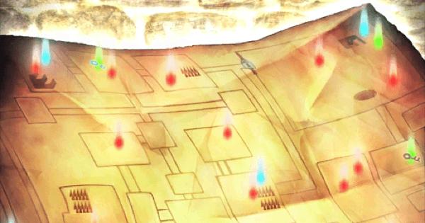 『ラビリンスマップ』の性能