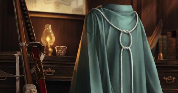 『誓いの羽織』の性能