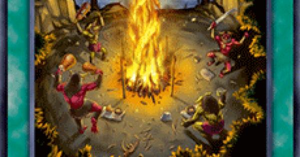 蛮族の狂宴LV5の評価と入手方法