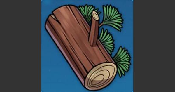 松の木材の入手方法と使い道