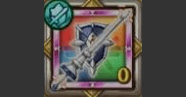 騎士の盾突のメダル評価|ジョブメダル