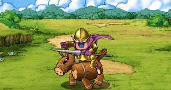 木馬の騎士(A)の評価とステータス