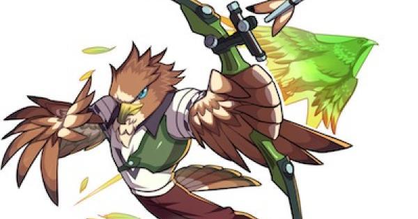 猛禽一の弓鳥フェザーの評価と使い方