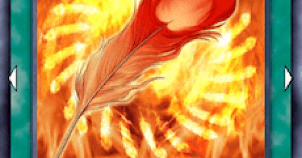 鳳凰神の羽根の評価と入手方法