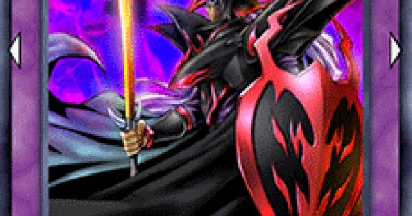 黒炎の騎士-ブラックフレアナイト-の評価と入手方法