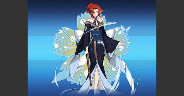 濃姫の評価と装備おすすめキャラ